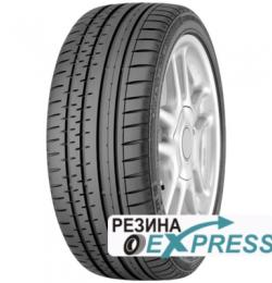 Шины Резина Continental ContiSportContact 2 215/40 ZR18 89W XL FR MO