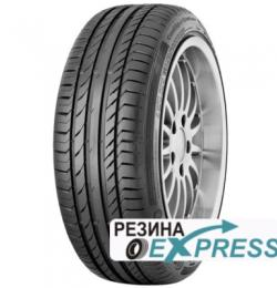 Шины Резина Continental ContiSportContact 5 255/55 R19 111V XL Demo