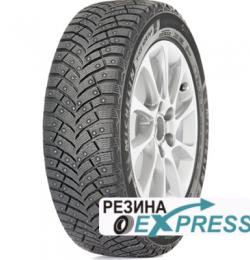 Шины Резина Michelin X-Ice North 4 225/45 R17 94T XL (шип)