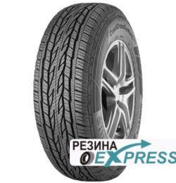 Шины Резина Continental ContiCrossContact LX2 225/60 R18 100H FR